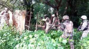 Nigerian Troops, Boko Haram In Fierce Battle In Borno, Many Killed, Several Injured